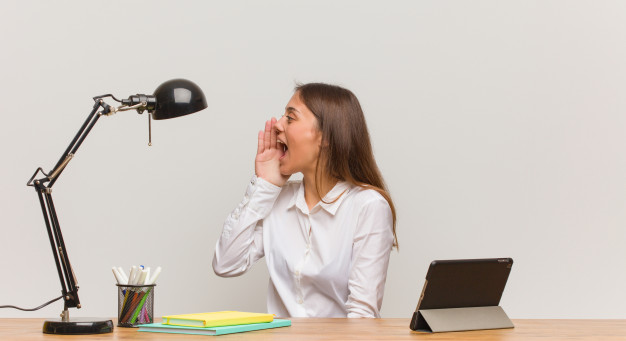 If you want to get a personal interpreter at the conference, you can hire an expert for whispering interpretation.