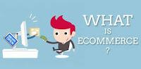 What is e-commerce ?laxmanmedia