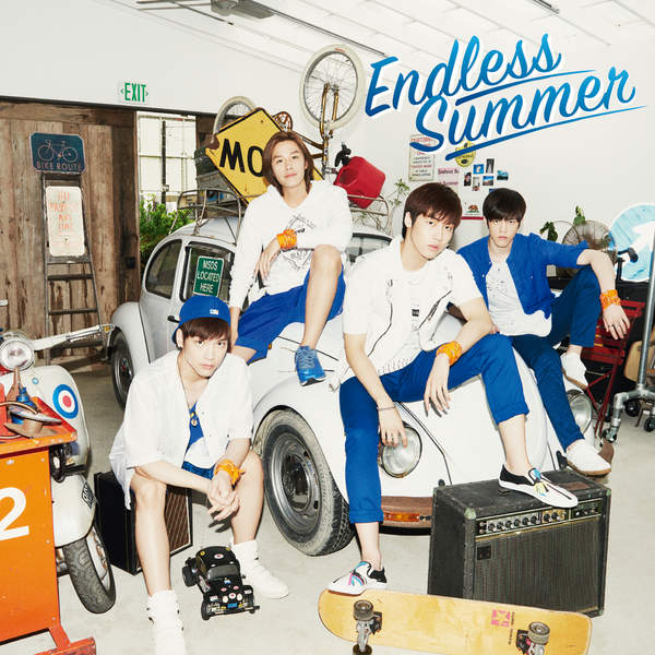 N.Flying – Endless Summer – Single (ITUNES PLUS AAC M4A)