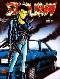 Samurai (1988) Comic
