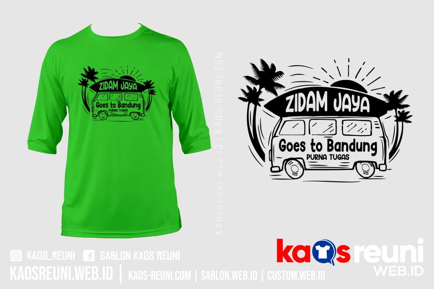 Gathering Goes To Bandung - Sablon Kaos Reuni Gathering3