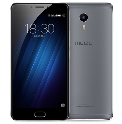 Meizu M3 Max Goes Official; Helio P10, 6-inch FHD, 3GB RAM, 13MP Shooter