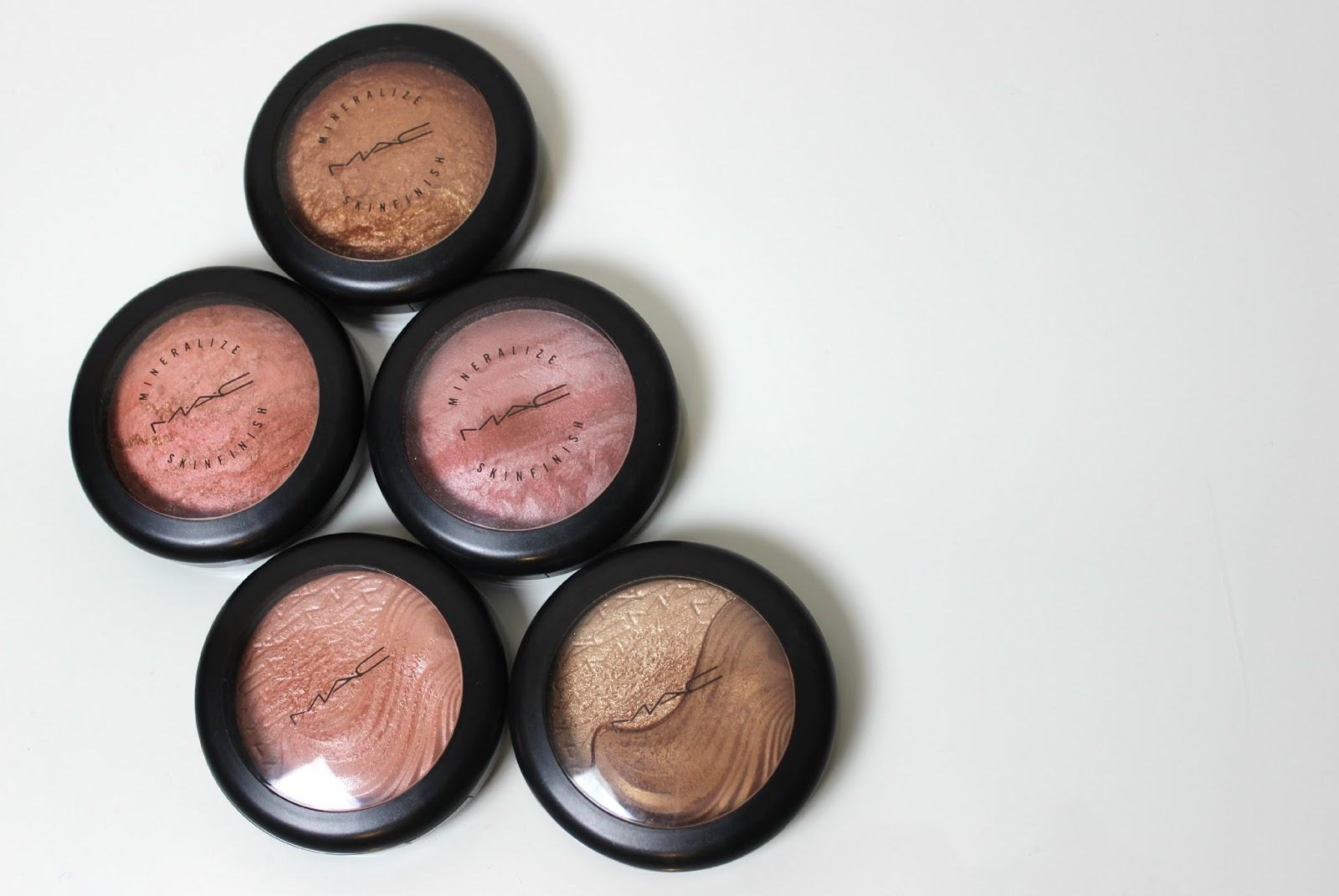 A picture of MAC Mineralize Skinfinish