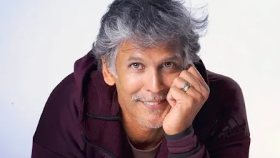 milind soman's book made in india