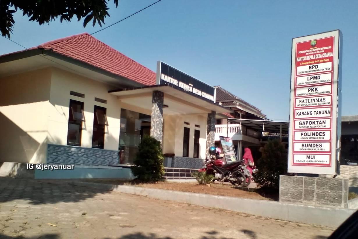 Kantor Desa Cisarua, Kab. Sumedang