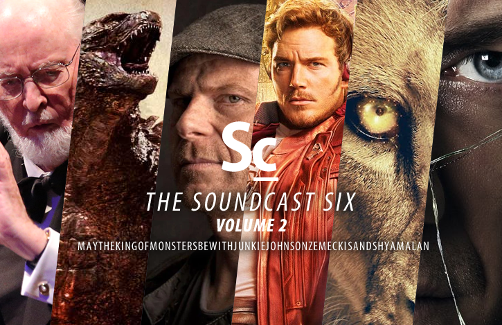 Episode 89 - The Soundcast Six Vol. 2