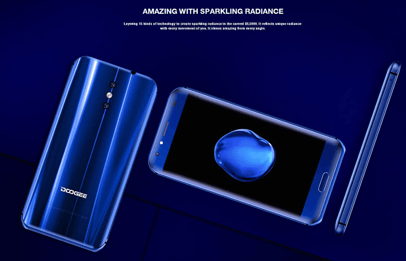 Report: Doogee BL5000 With Stunning Design Will Launch In PH Soon