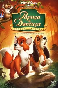 O Cão e a Raposa (1981) Dublado 720p