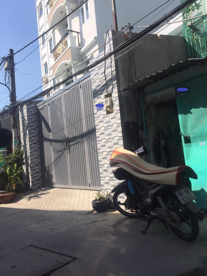 Bán nhà hẻm 137 Phan Anh phường Bình Trị Đông quận Bình Tân dưới 3 tỷ