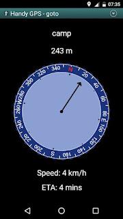 Handy GPS paid v30.2 Premium  APK