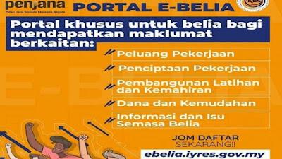Cara Daftar eBelia IYRES 2020 Online (Semakan Status)