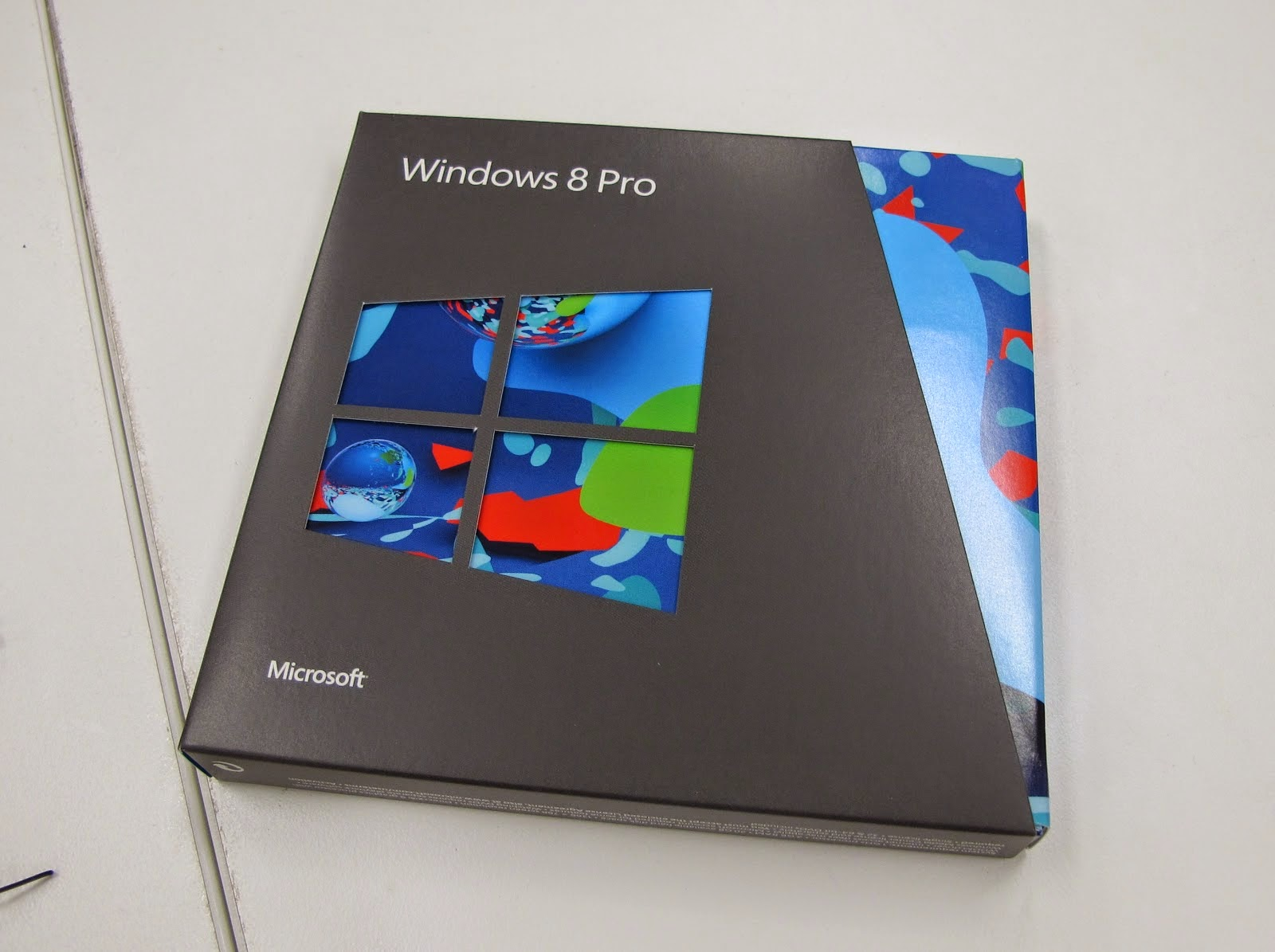 Software Windows 8 PRO
