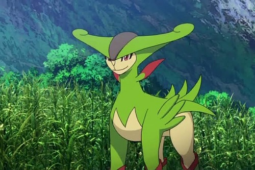 Capture Legendary Pokemon, Virizion