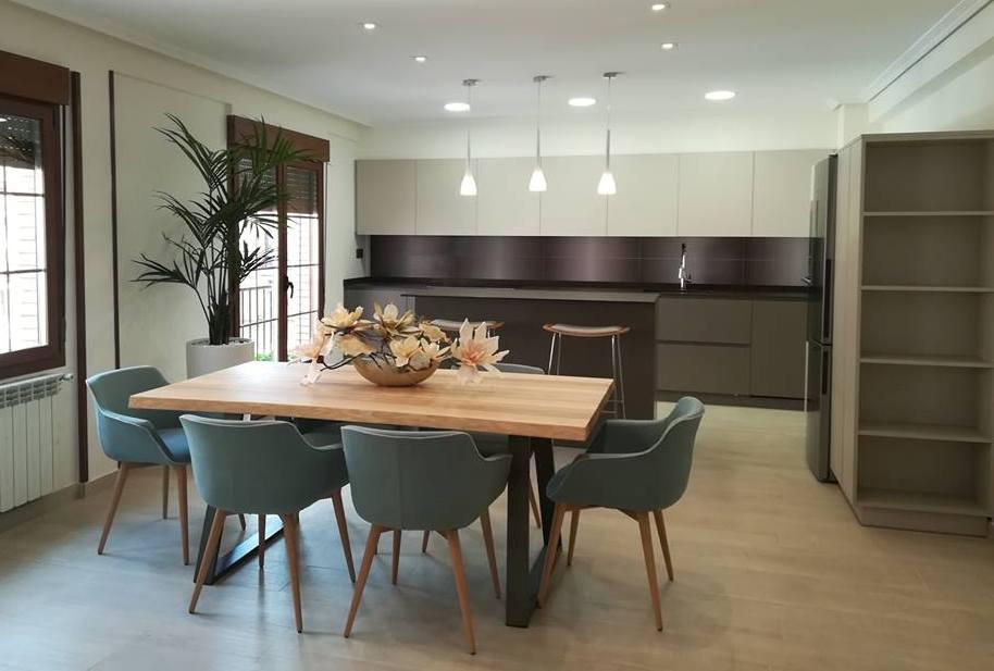 Qué material elegir para los muebles de cocina? - Cocinas con estilo ...