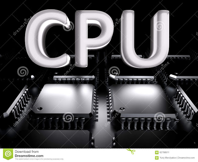 what is cpu and how it's work?