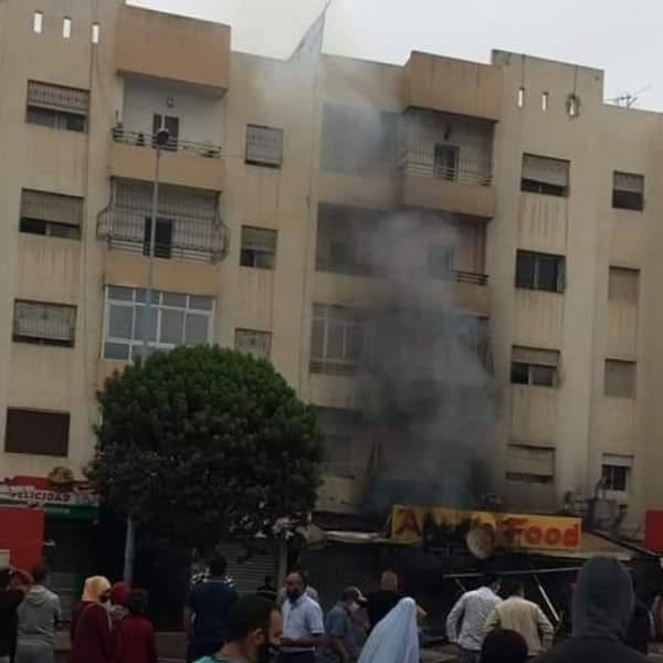 أكادير ..حي جيت سكن يهتز على وقع انفجار قوي