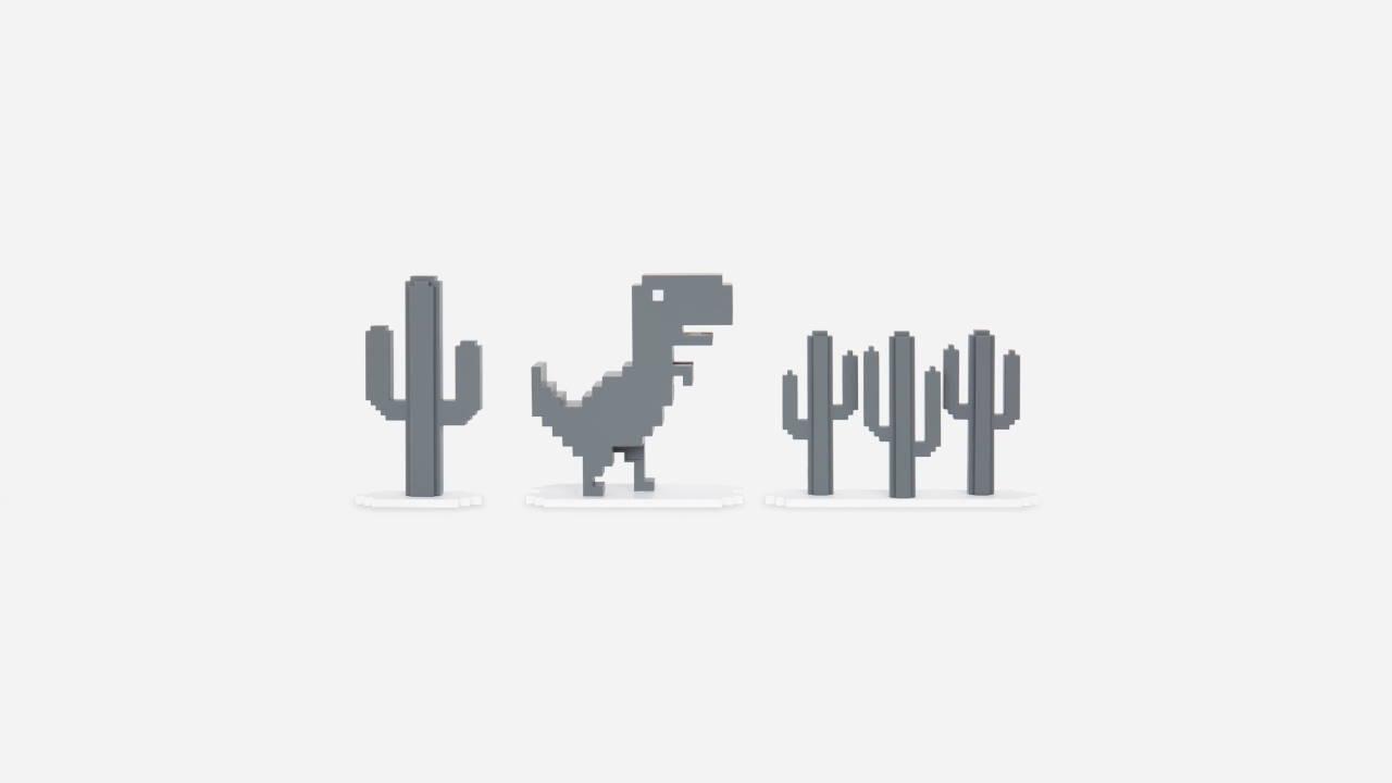 Dino Google Game: Cara Bermain dan Tips