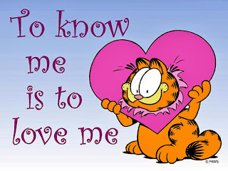 Frases De Amor: To Know Me Is To Love Me