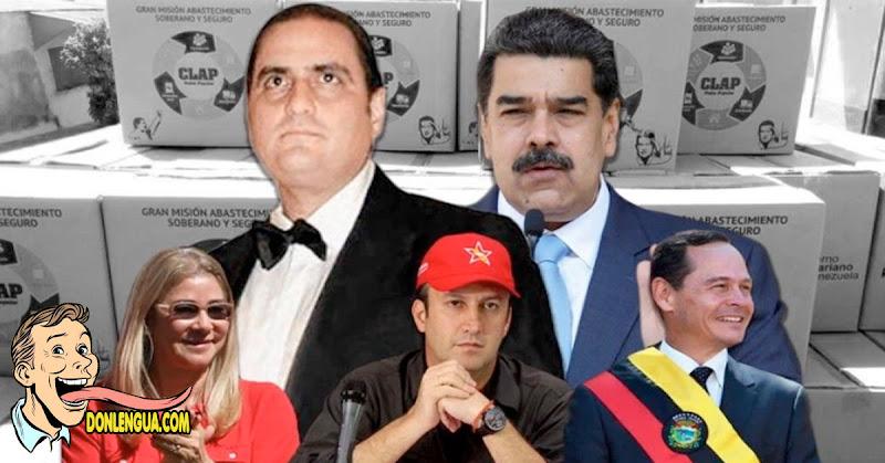 Alex Saab pasó de ser un vendedor de llaveros a un testaferro del régimen de Maduro