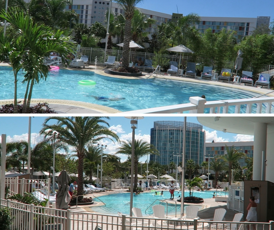 Universal Aventura Hotel Pool