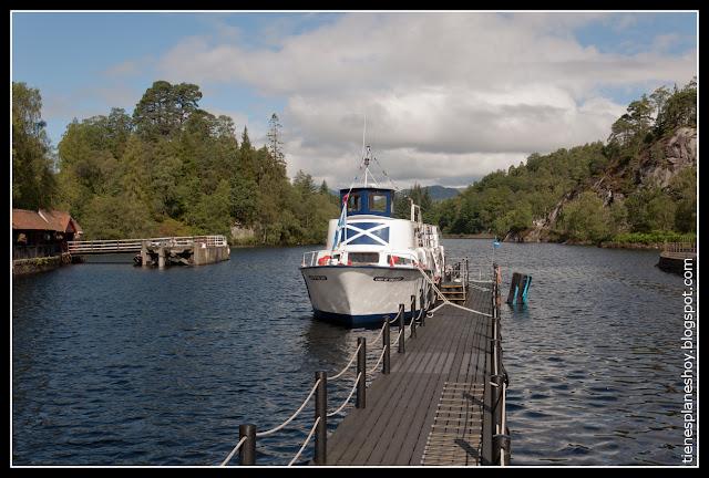 Lago Katrine (Escocia)