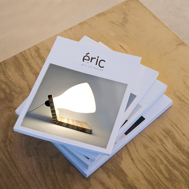 Identité graphique - Eric Atelier Design