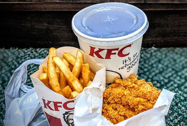 Sedap Juga Weh KFC Spicy Chick N Go