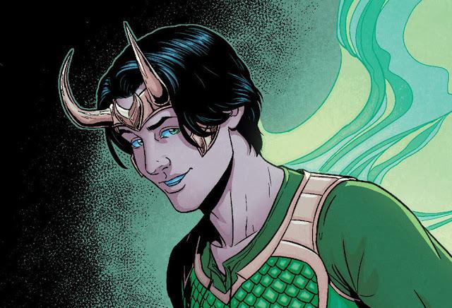 Loki, Kid Loki