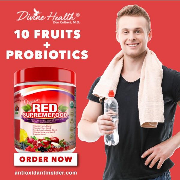 Red Supreme food