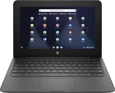 "HP 11.6"" Chromebook - Model:11A-NB0013DX | Laptop under $200"