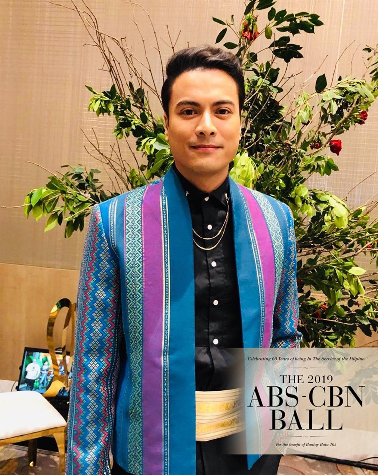 Rafael Rosell ABS-CBN Ball 2019