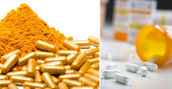 Next Time Before Taking Ibuprofen, Try Turmeric