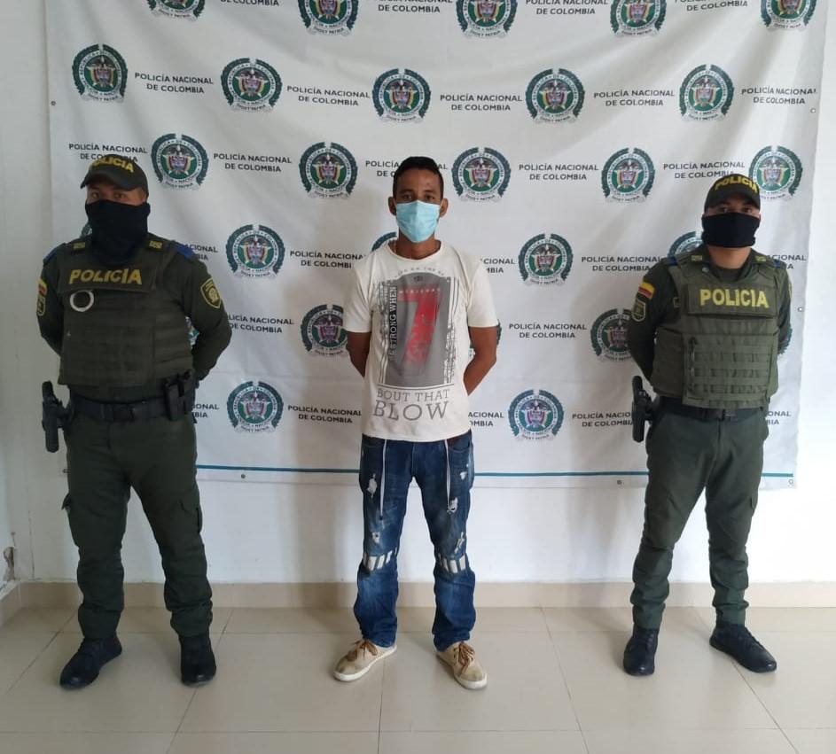 https://www.notasrosas.com/Por Fuga de Presos, capturado hombre en Fonseca