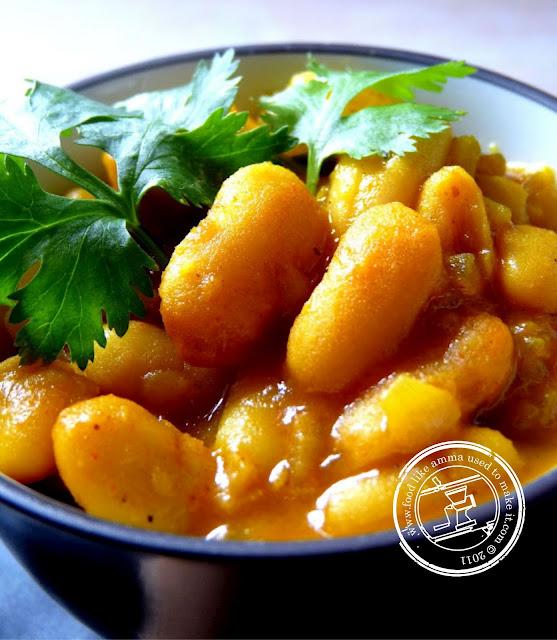 Bean Curry Recipe South Africa