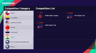 Indian league sp21
