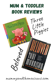 We Love Books! #4: This Little Piggy and Beloved