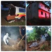 Corpo de homem é encontrado enterrado em Trizidela do Vale