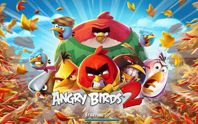 لعبة Angry Birds 2 في جزئها الثاني مهكرة للأندرويد - تحميل مباشر