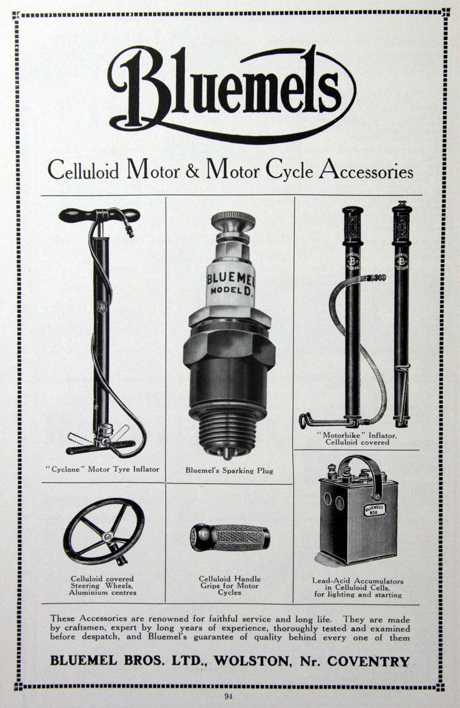 Amelia Squariel: Tyre Pumps