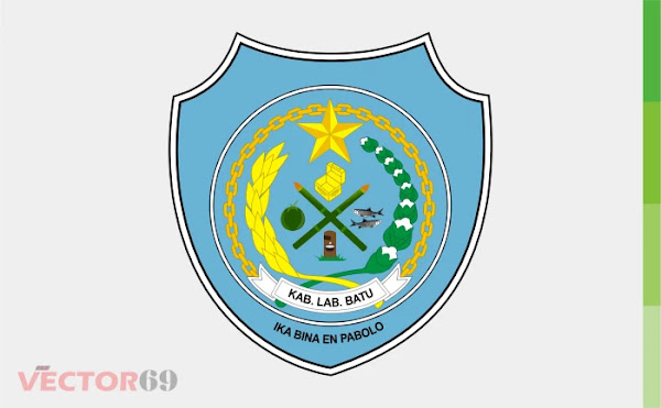 Kabupaten Labuhanbatu Logo - Download Vector File CDR (CorelDraw)