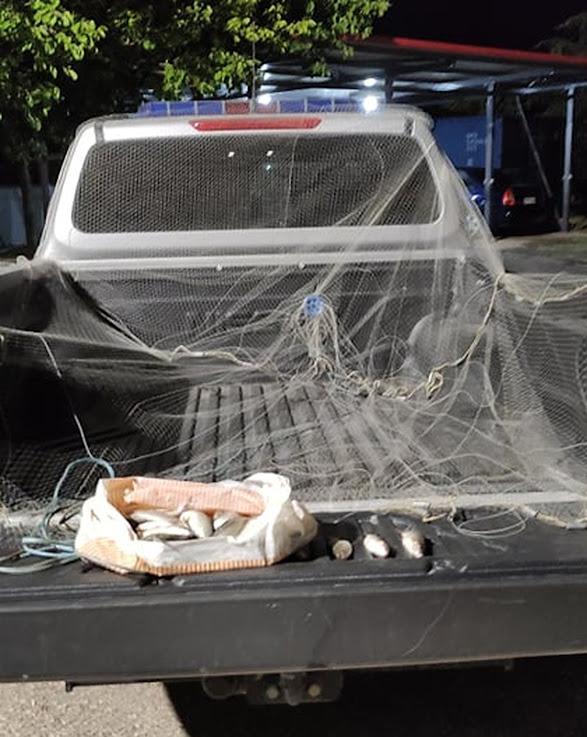 Συλλήψεις από το Λιμεναρχείο Στυλίδας για παράνομη αλιεία