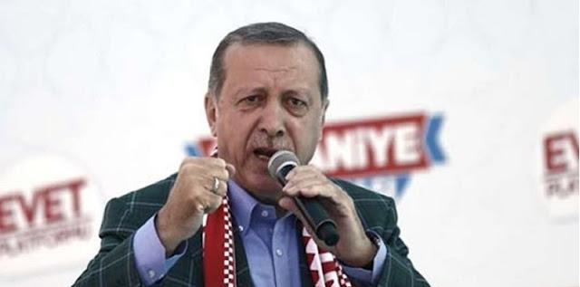 Erdogan Ajak Presiden Kirgistan Dan Afghanistan Beri Pelajaran Kepada Israel