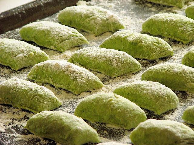 gnocchi faits maison