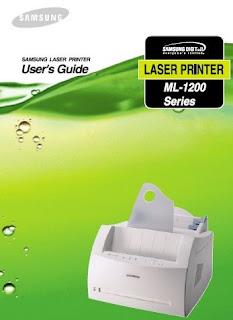 Samsung ML-1210 User Manual