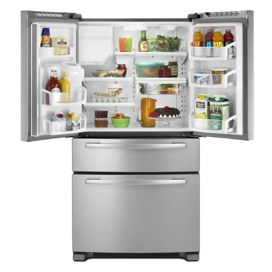Refrigerator Reviews: Whirlpool French Door Refrigerator Review on