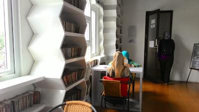 Kafe Buku Deqiko Semarang