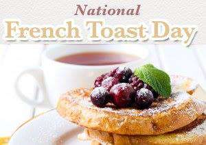 National French Toast Day Wishes Pics