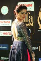 Raai Laxmi in Beautiful Backless Designer Anarkali Gown at IIFA Utsavam Awards 2017  Day 2  Exclusive 30.JPG