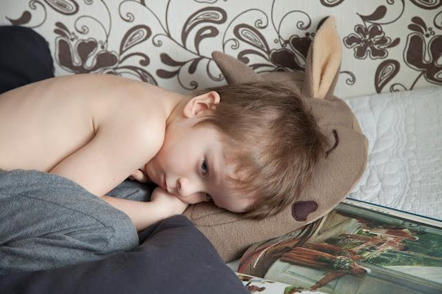 Детские подушки.