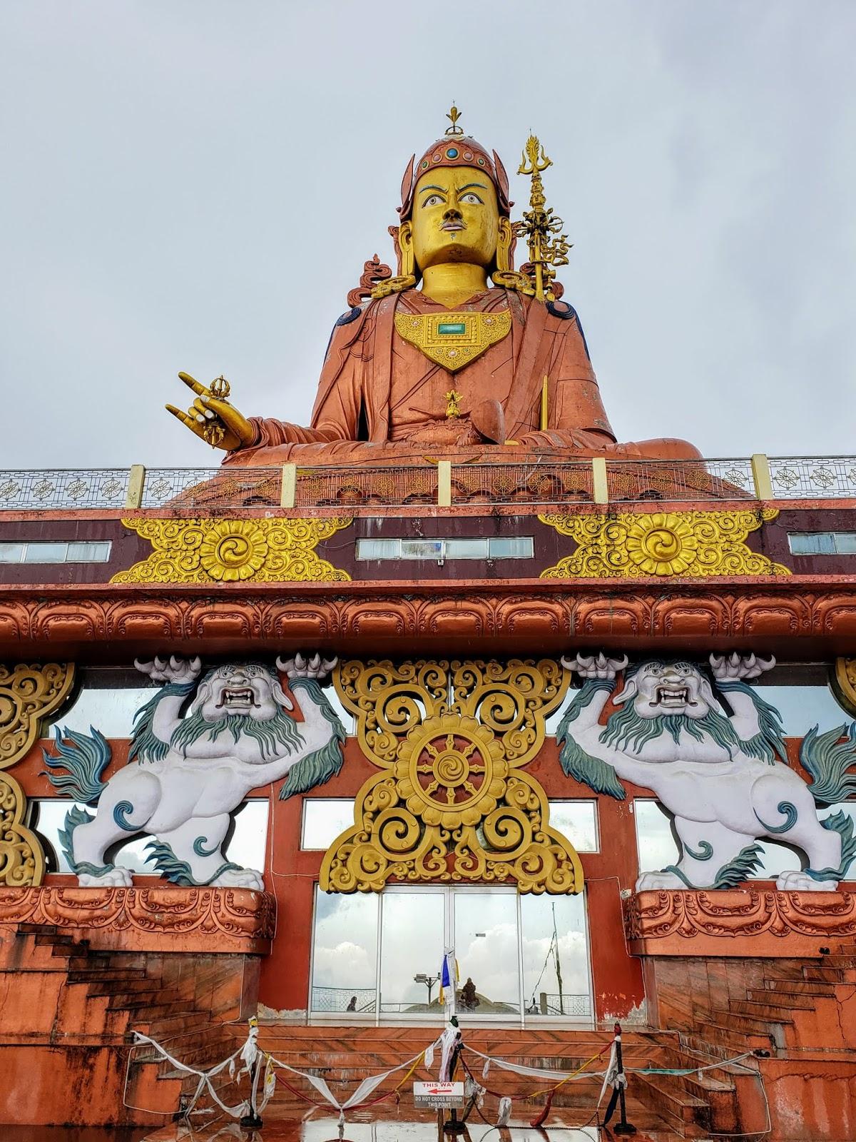 समदृप्तसे मंदिर, नाम्ची